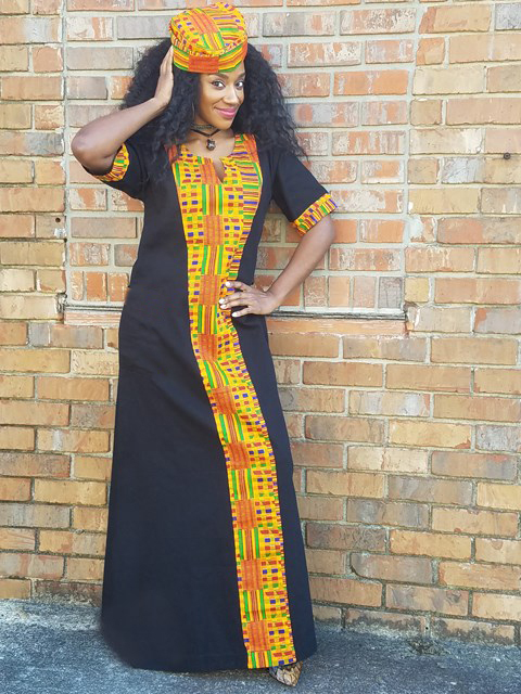 African Clothing Dupsie S