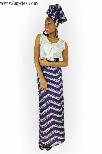 The African Shop is an online store that offers a wide variety of African clothing and