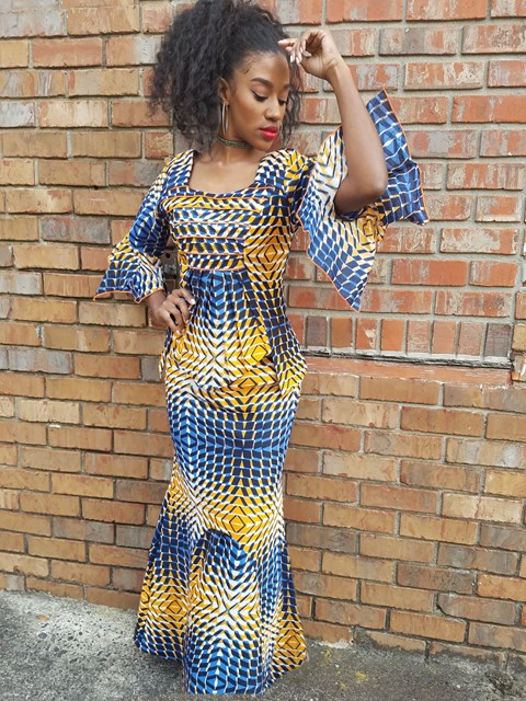 79e2ca130a African Print Skirt Set - African Clothing Skirt Sets - Buy from Dupsies