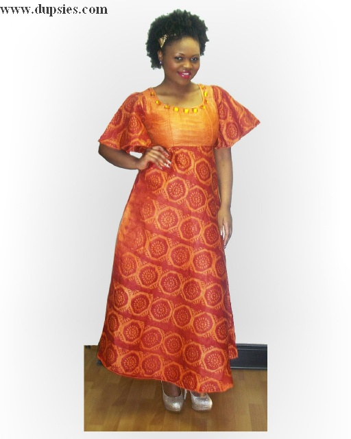 African Clothing Traditional Dashiki Attire Fashion outfit at