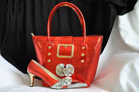 Exquisite Sergio Cerruti Italian Leather Shoes And Bag Click To Enlarge
