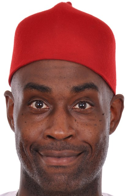 Red African Igbo Ozo Hat - Dph259 - African Hats Caps Kente Sashes ... 39cfe39dc64