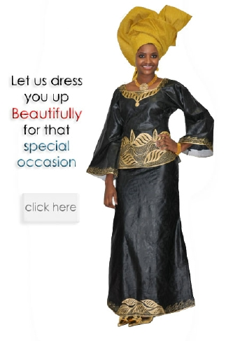 African Clothing Designers In Atlanta African Brocade Attire