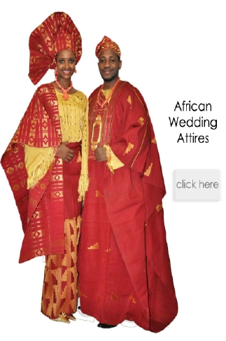 african wedding fashion attires rose pink and blue african print